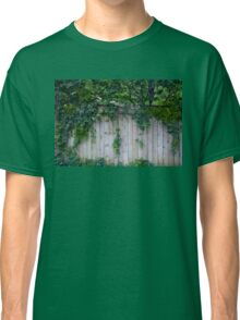 The Green Can Never Be Blocked Classic T-Shirt