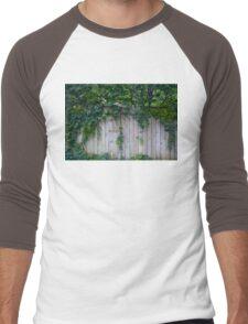 The Green Can Never Be Blocked Men's Baseball ¾ T-Shirt