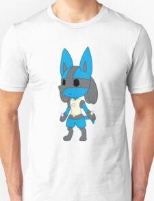 Chibi Lucario Unisex T-Shirt
