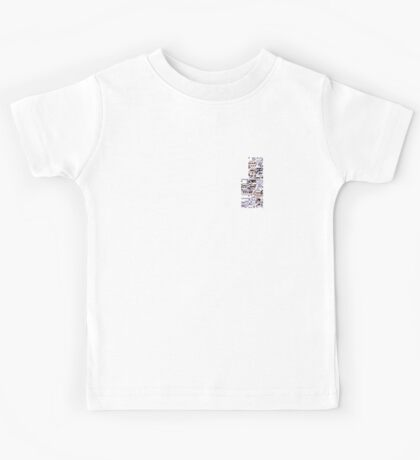 Missingno pokemon Kids Tee