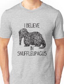 I Believe In Snuffleupagus Unisex T-Shirt