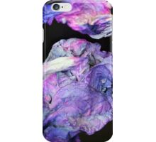 Purple Tissue iPhone Case/Skin