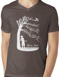 To Kill a Mockingbird Mens V-Neck T-Shirt