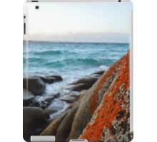 Bay Of Fires, St Helens Tasmania iPad Case/Skin