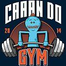 Can Do Gym by Vitaliy Klimenko