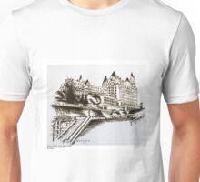 The Fairmont Chateau Laurier, Ottawa, Canada Unisex T-Shirt