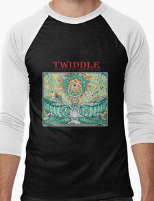 twiddle festivaly plump 2016 summer tour Men's Baseball ¾ T-Shirt