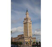 Miami's Freedom Tower Photographic Print