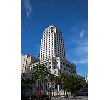 Historic Dade County Courthouse Photographic Print