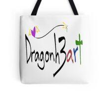 Dragonh3art Tote Bag