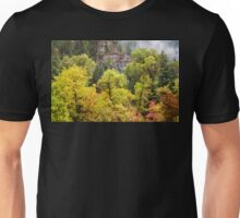 Cliffside Fog Unisex T-Shirt