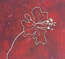 Hibiscus flower by wildtangents