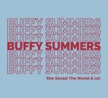 Buffy Summers Kids Tee