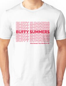 Buffy Summers Unisex T-Shirt