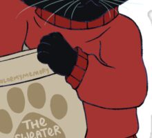 thesweatercats - Yummies Thief Sticker