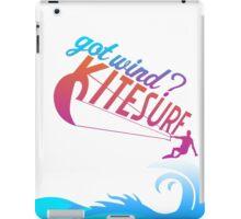 Kite Surfing iPad Case/Skin