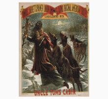 Vintage poster - Uncle Tom's Cabin One Piece - Long Sleeve