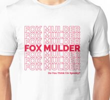 Fox Mulder Unisex T-Shirt