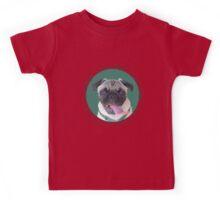 Cute I Love Pugs! T-Shirt or Hoodie Kids Tee