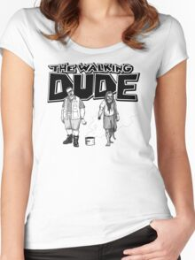 The Walking Dude Women's Fitted Scoop T-Shirt