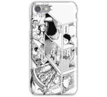 Shintaro Kago - Abstractions iPhone Case/Skin