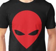 Red Alien Unisex T-Shirt