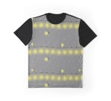 Fireflies and String Lights Graphic T-Shirt