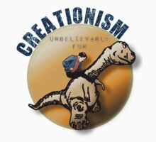 Creationism - unbelievable fun Kids Clothes