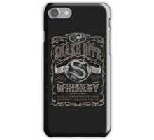 Vintage Whiskey Label iPhone Case/Skin