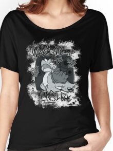 Perish Song - B/W Women's Relaxed Fit T-Shirt