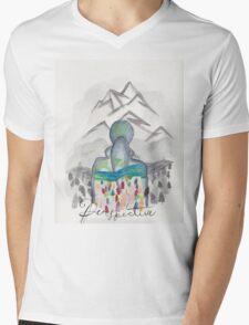 Perspective  Mens V-Neck T-Shirt