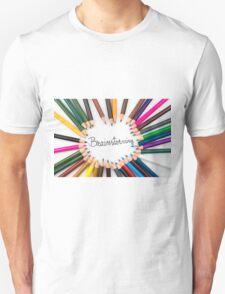 Brainstorming Unisex T-Shirt