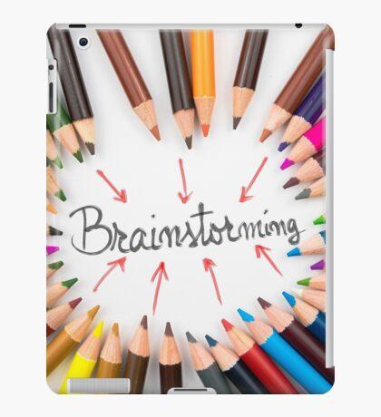 Brainstorming iPad Case/Skin