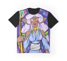 Elven Mage Graphic T-Shirt