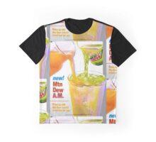 Mtn Dew AM JPEG'd Graphic T-Shirt