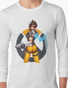 Tracer. Long Sleeve T-Shirt