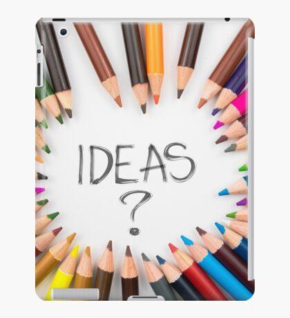 IDEAS ? iPad Case/Skin