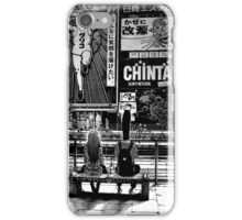 Punpun - ad week iPhone Case/Skin