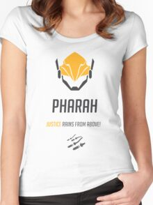 Pharah Women's Fitted Scoop T-Shirt