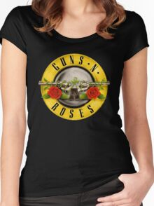 GNR Women's Fitted Scoop T-Shirt