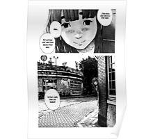 Punpun - The saddest panel in the whole manga Poster