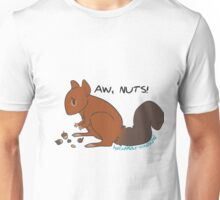 Aw Nuts Unisex T-Shirt