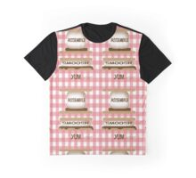 S'mores: Assemble, Smoosh, Yum Graphic T-Shirt