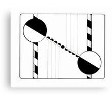 Finite Balance Canvas Print