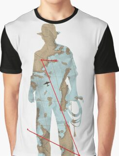 The Map To Nurhaci Graphic T-Shirt