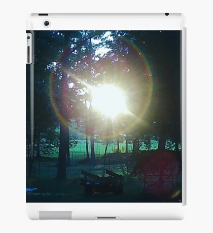 Mystery Light iPad Case/Skin