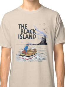 tintin the black island Classic T-Shirt