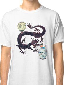 tintin the blue lotus Classic T-Shirt