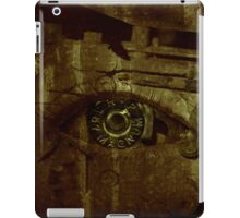 bullet eye iPad Case/Skin