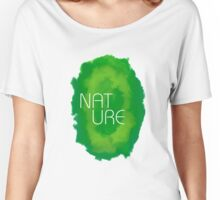 Nature rca Women's Relaxed Fit T-Shirt